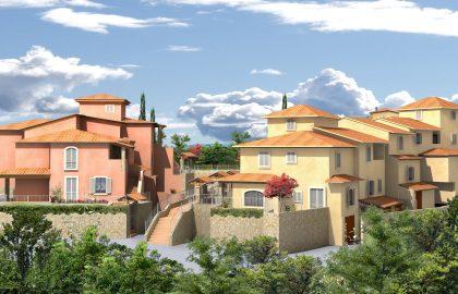 Vendita appartamenti in costruzione a fornacelle siena for Appartamenti siena